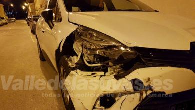 Photo of #Elda: Detiene a dos conductores sin carné por daños a otros vehículos estacionados