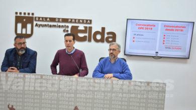 Photo of #Elda oferta 35 plazas de empleo público para reducir la temporalidad por debajo del 8%