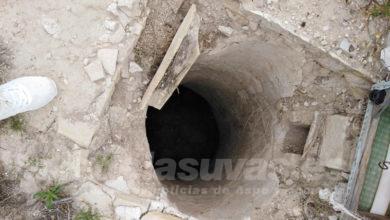 Photo of #Elda: Sellan tres pozos en parcelas privadas para evitar accidentes graves