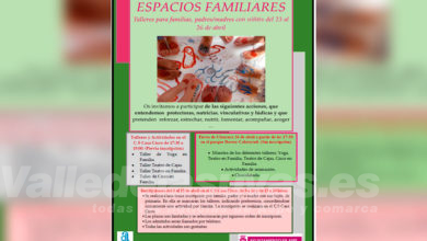 """Photo of #Aspe: El programa """"Espacios Familiares"""" organiza actividades para familias"""