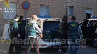 Photo of #Novelda: Detienen a cuatro personas por robo de gasoil agrícola