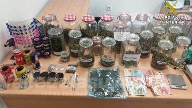 Photo of #Villena: Detienen a dos personas por tráfico de drogas en Villena