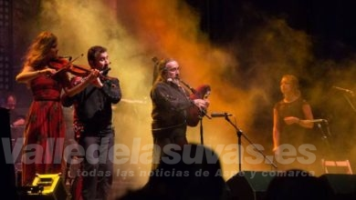 Photo of #Aspe: Luar Na Lubre, la banda de referencia del folk gallego, en Aspe