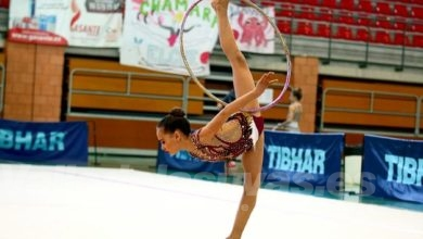 Photo of #Aspe: Marta Alacid del Club Kayma disputa el Cto. de España de Gimnasia Rítmica