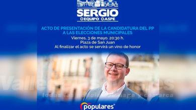 Photo of #Aspe: El PP presenta su candidatura en la Plaza San Juan