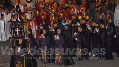 Photo of #Pinoso revive las marchas de Semana Santa