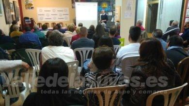 Photo of #Aspe: Alta participación en las I Jornadas divulgativas de Podemos Aspe