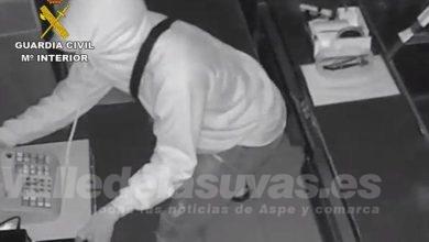 Photo of #Aspe: La Guardia Civil detiene a dos personas por robos en Aspe y Novelda