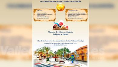 """Photo of #Algueña: IV Muestra del libro en Algueña """"Del Autor al Pueblo"""""""