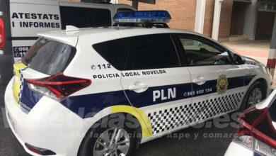 Photo of #Novelda: La Policía Local detiene a dos individuos por un robo con violencia en Sax