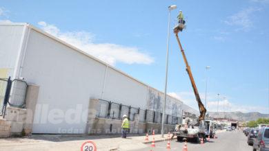 Photo of #Elda: Comienzan las obras de renovación en el Polígono Industrial Campo Alto