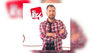 """Photo of #Elda: Javier Rivera, candidato EU: """"El mayor reto de Elda es no seguir perdiendo población"""""""