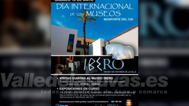 """Photo of #Monforte: Visitas guiadas al Museo IBERO con motivo del """"Día Internacional de los Museos"""""""