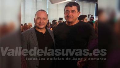 Photo of #Aspe: Rubén Martínez, diputado de autonómico de Podemos, visita Aspe