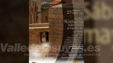 Photo of #Novelda: El Castillo de la Mola acoge una nueva ruta nocturna teatralizada