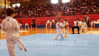 Photo of #Aspe acoge de nuevo el trofeo primavera de karate de promoción