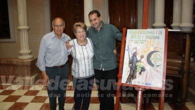 Photo of #Novelda: Xavi Sellés, autor del cartel anunciador de las Fiestas Patronales y de Moros y Cristianos