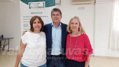 Photo of #Aspe: La Caixa concede 600€ a Aspe contra el Alzheimer