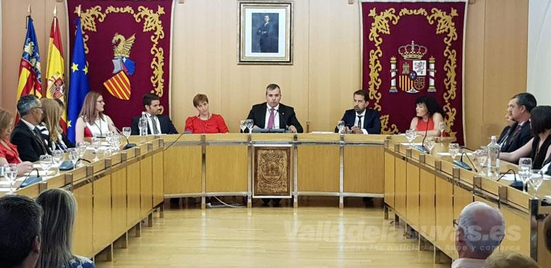 Pleno Ayuntamiento Aspe