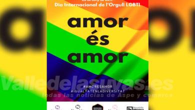 Photo of #Novelda se suma a la celebración del Día del Orgullo LGTBI