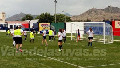 Photo of #Aspe: El fútbol femenino cierra la temporada con una jornada de convivencia