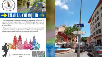 Photo of #Aspe se vuelca con el Camino de Santiago