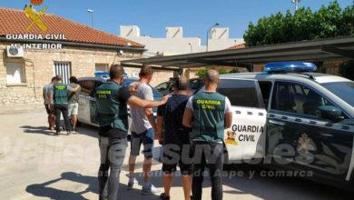 Photo of #Novelda: Detienen a cinco miembros de una familia por robo en naves industriales