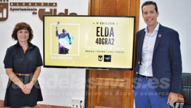 Photo of #Elda: Las calles vuelven a llenarse de cultura con Elda 40gra2