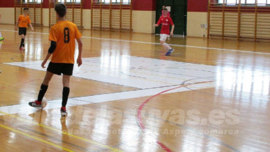 Photo of #Aspe celebra el torneo de verano de fútbol sala cadete y juvenil