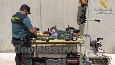 Photo of #Comarca: Desarticulan dos grupos criminales que robaban en casas de campo