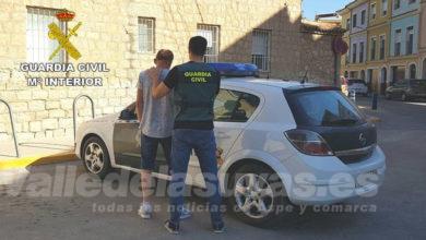 Photo of #Novelda: La Guardia Civil esclarece 8 delitos de robos y 5 de tráfico de drogas
