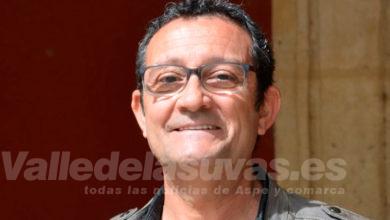 Photo of #Aspe: Juan Antonio Escribano López, nuevo coordinador de Aspe en Común