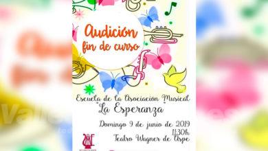 """Photo of #Aspe: Audición fin de curso de la Escuela Musical """"La Esperanza"""""""