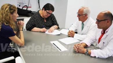 Photo of #Aspe: MACMA renueva el convenio con el Hospital del Vinalopó