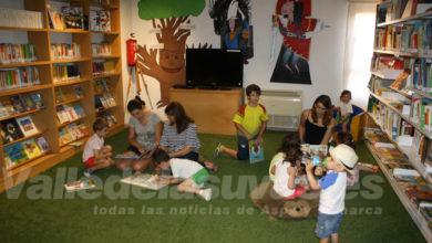 Photo of #Novelda: La Biblioteca Infantil inicia la actividad Bibliojuega