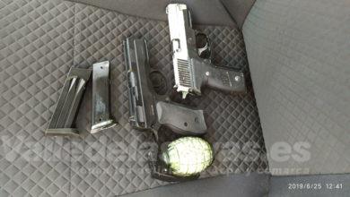 Photo of #Novelda: Denuncian a un individuo por exhibir armas simuladas