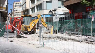 Photo of #Novelda: Las obras del colector centro finalizarán en dos semanas