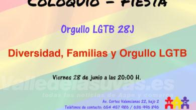 Photo of #Aspe en Común celebra el Día Internacional del Orgullo LGTB