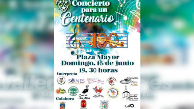 Photo of #Sax: La Unión Musical participa en el concierto del centenario de las Carmelitas
