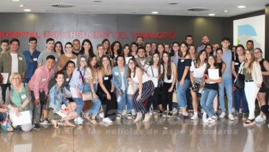 Photo of #Comarca: El Hospital del Vinalopó da la bienvenida a más de 60 profesionales de enfermería
