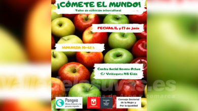 Photo of #Elda: Organizan un taller de nutrición intercultural para mujeres inmigrantes