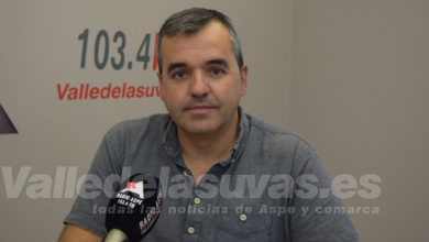 """Photo of #Aspe: Antonio Puerto: """"No hay fecha límite para negociar con el PSOE"""""""