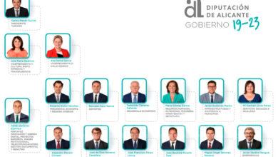 Photo of #Diputación: Carlos Mazón contará con dos mujeres como vicepresidentas