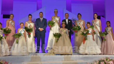 Photo of #Pinoso: Andrea Deltell e Indhira Sánchez, coronadas Reina Mayor e Infantil