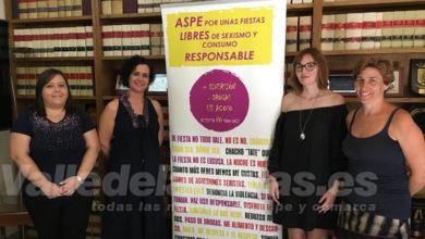Photo of #Aspe: Por unas fiestas libres de sexismo