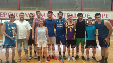 Photo of #Aspe: Pichones Huevones, campeones de la Liga Local de Baloncesto