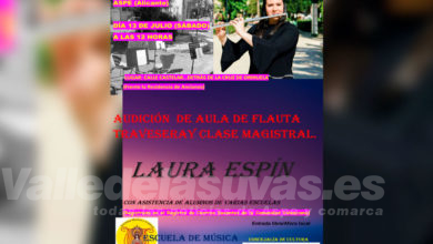 """Photo of #Aspe: La Sociedad Musical Virgen de las Nieves ofrece clases magistrales y la campaña """"Música als pobles"""""""