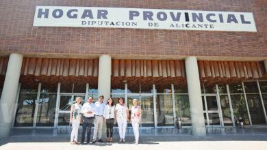 Photo of #Diputación: Carlos Mazón y Julia Parra visitan los centros y organismos de la Diputación