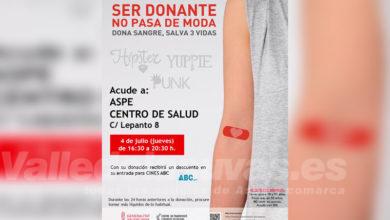 Photo of #Aspe: Este jueves donación de sangre
