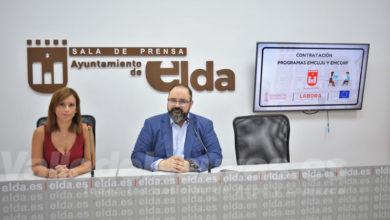 Photo of #Elda: Destinan 1,2 millones para contratar jóvenes titulados y personas mayores de 30 años